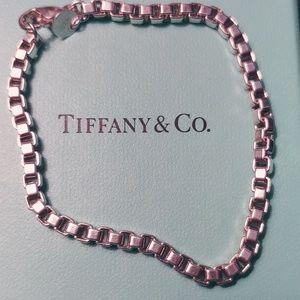 Authentic Tiffany Venetian Bracelet